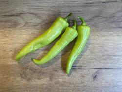 Zelena paprika - ljuta